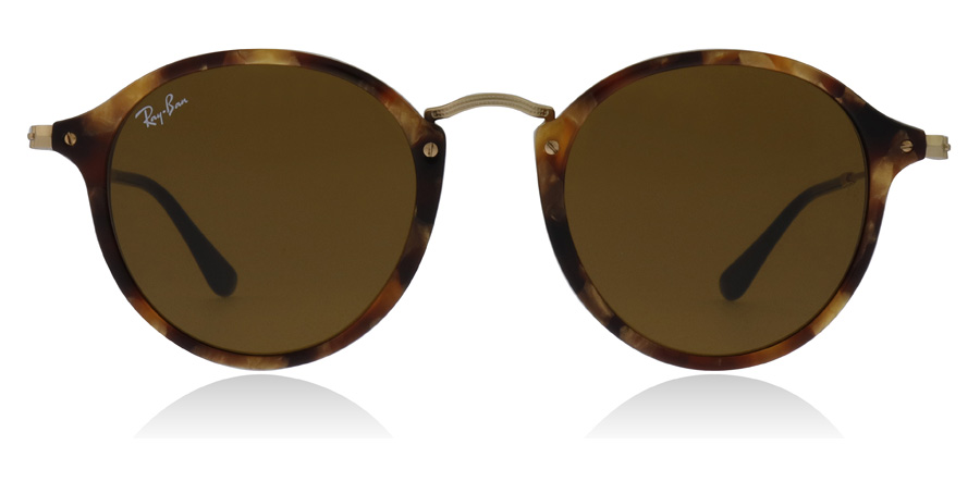 Ray-Ban RB2447 Plettet Brun Havana 1160 52mm