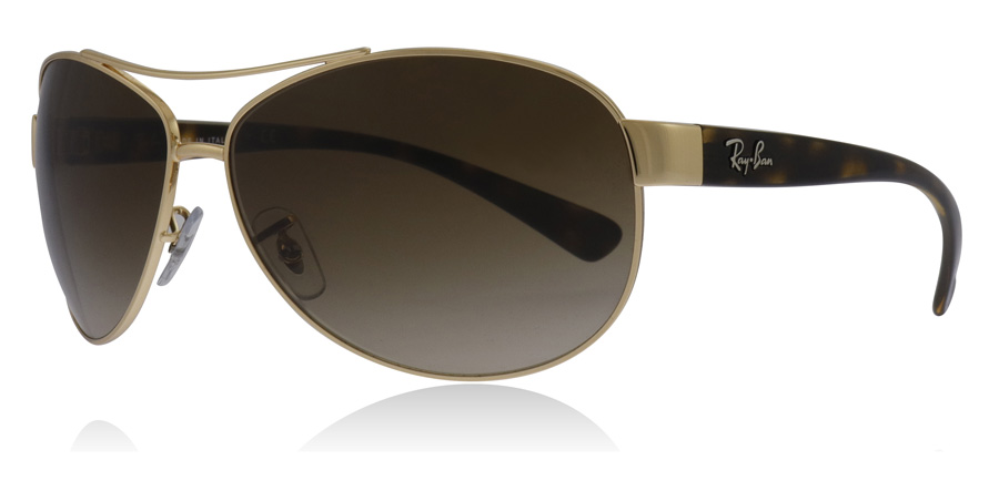ray-ban-rb3386-solbriller-arista-00113-63mm