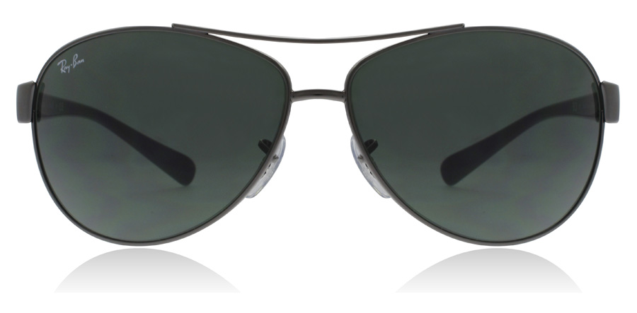 Ray-Ban RB3386 Stålfarvet 004/71 63mm