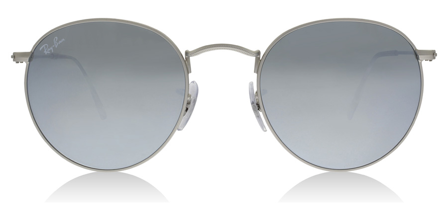Ray-Ban RB3447 Mat Sølv 019/30 50mm