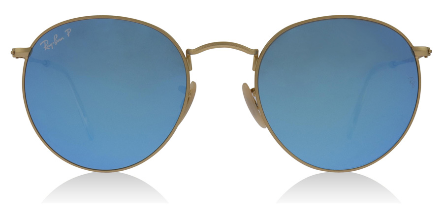 Ray-Ban RB3447 Mat Guld 112/4L 50mm Polariseret