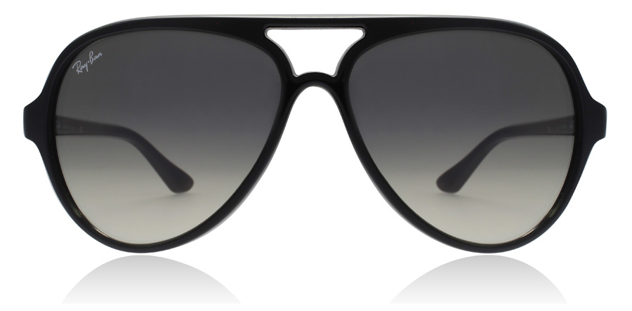 Ray-Ban CATS 5000 RB4125 Blank Sort 601/32 60mm