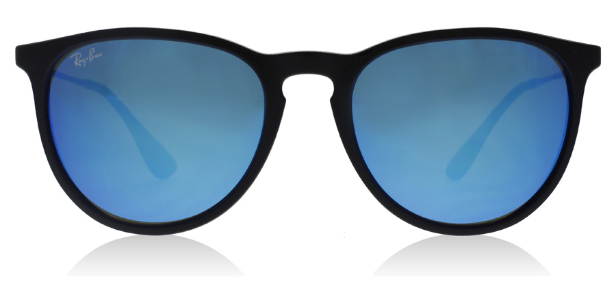 Ray-Ban Erika RB4171 Sort 601/55 54mm