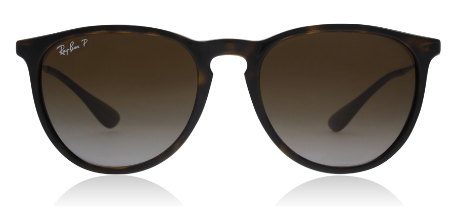 Ray-Ban Erika RB4171 Tortoise 710/T5 54mm Polariseret