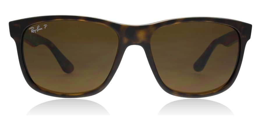 Ray-Ban RB4181 Tortoise 710/83 57mm Polariseret