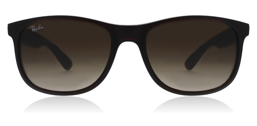Ray-Ban Andy 4202 RB4202 Brun 607313 55mm