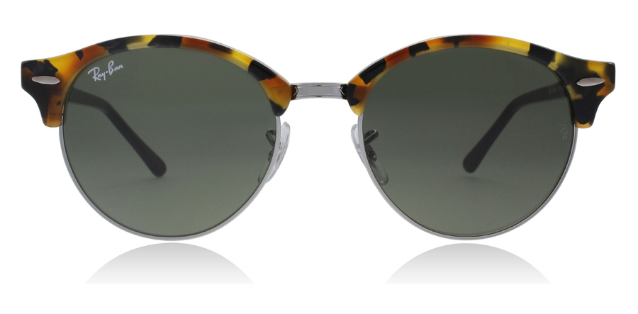 Ray-Ban RB4246 Plettet Sort Havana 1157 51mm