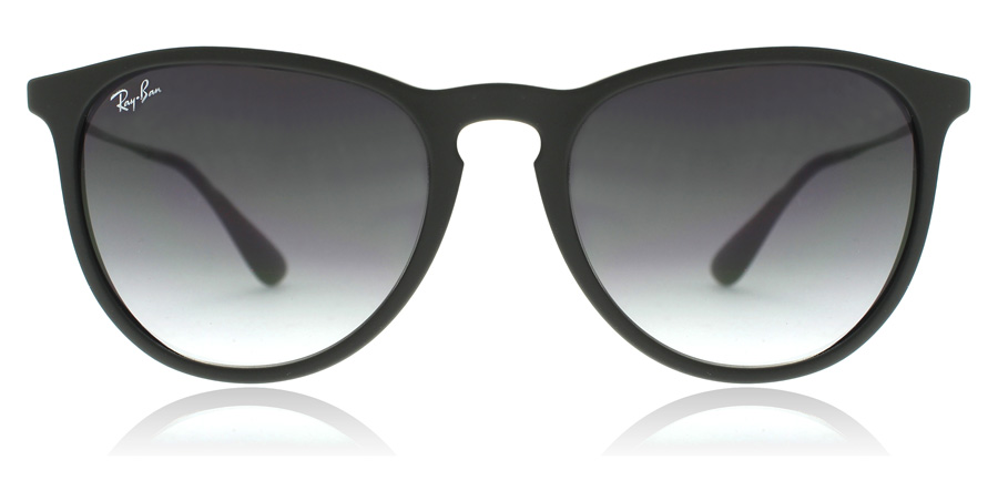 Ray-Ban Erika RB4171 Mat Sort 622/8G 54mm