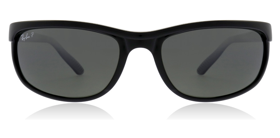 Ray-Ban 2027 Predator II Sort 601/W1 62mm Polariseret