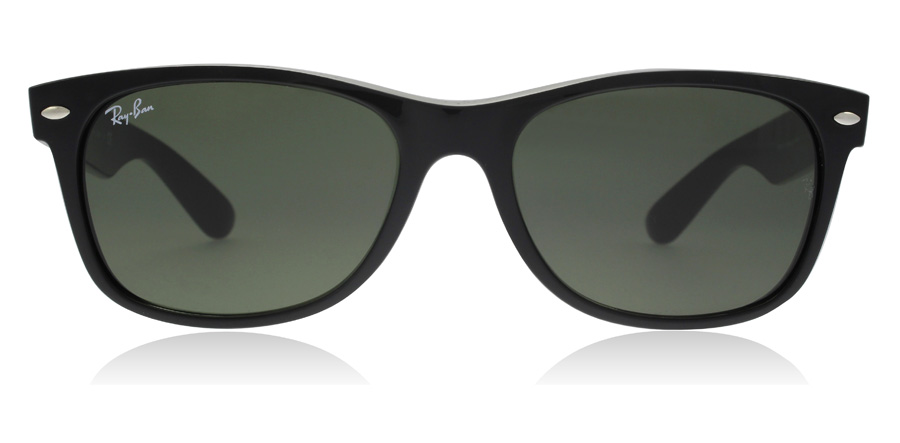 Ray-Ban RB2132 New Wayfarer Sort 901 52mm