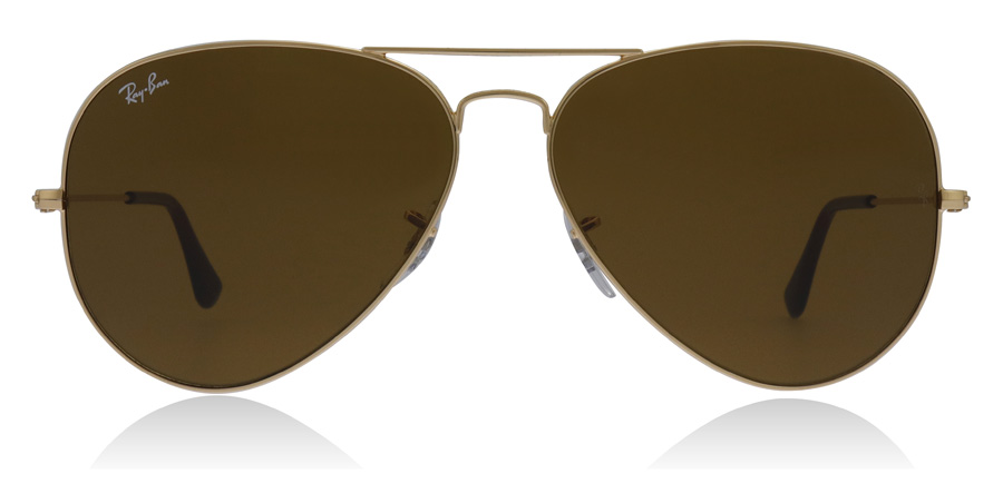Ray-Ban Aviator RB3025 Guld 001/33 58mm