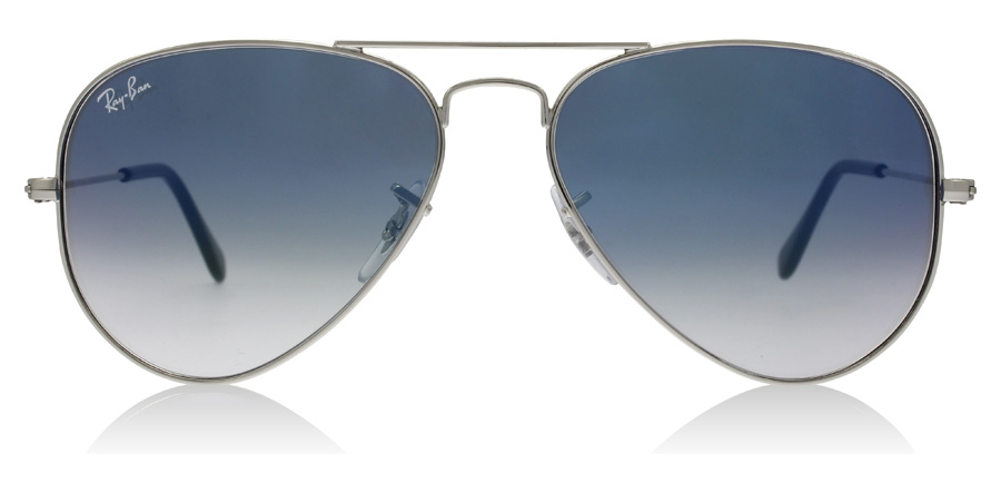 Ray-Ban RB3025 Sølv 003/3F 62mm