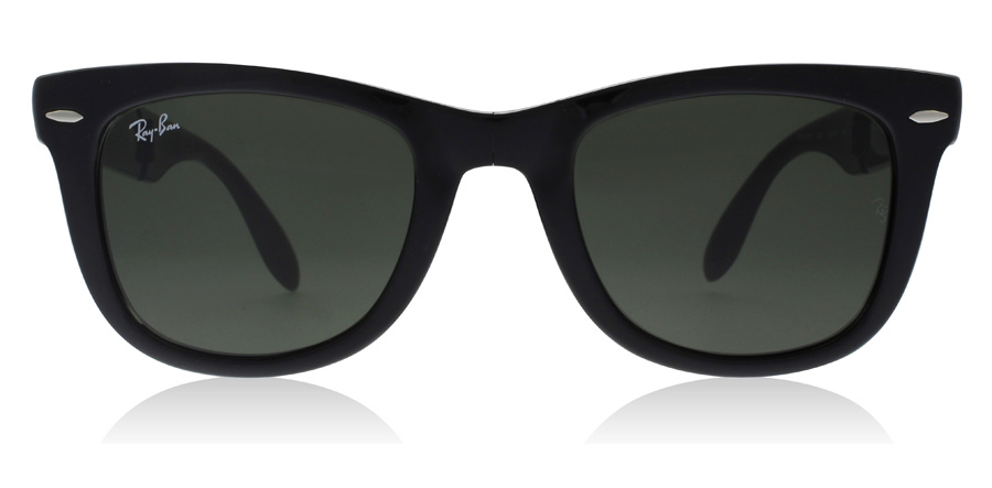 Ray-Ban RB4105 Folding Sort 601 54mm