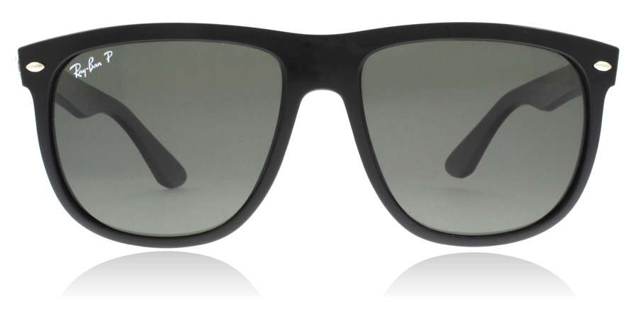 Ray-Ban RB4147 Blank Sort 601/58 60mm Polariseret