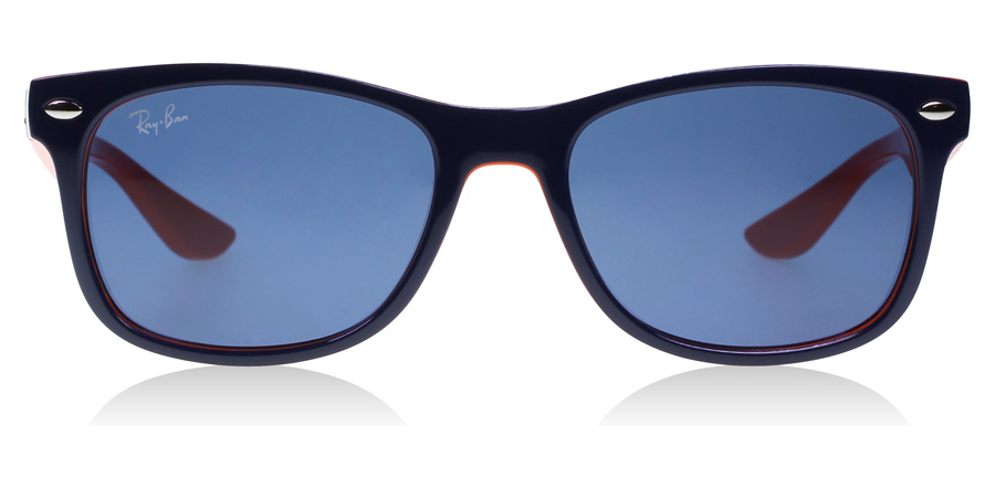 Ray-Ban Junior RJ9052S Age 8-12 Years Blå/Orange 178/80 47mm