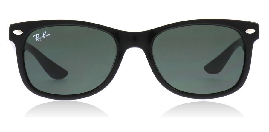 Ray-Ban Junior RJ9052S Age 8-12 Years Sort 100/71 47mm