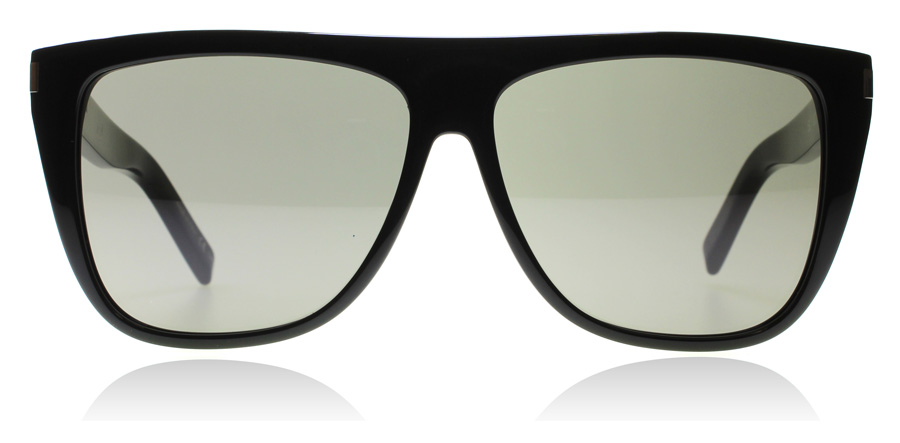 Saint Laurent SL1 Sort 2 59mm