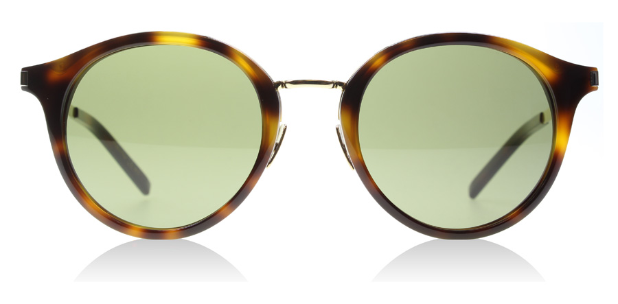 Saint Laurent SL57 Havana 003 49mm