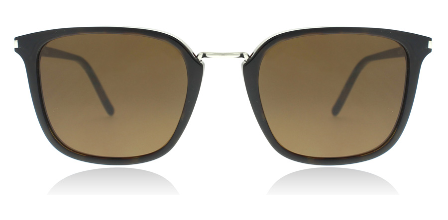 Saint Laurent SL131 Combi Havana Brun 007 52mm