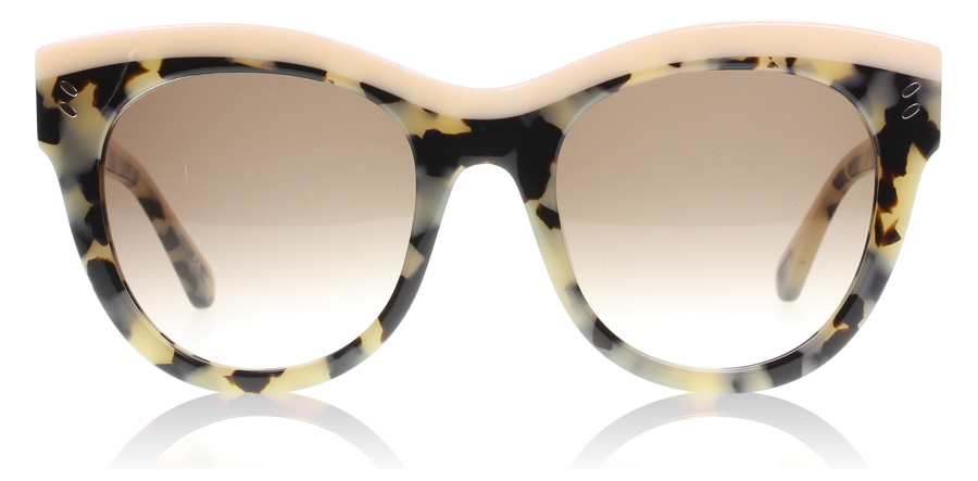 Stella McCartney 0021S Beige/Print 002 51mm