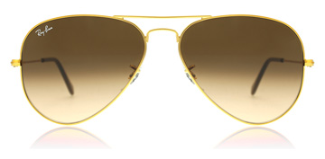 Ray-Ban RB3025 Blank Lys Bronze