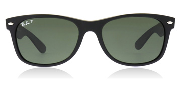 Ray-Ban New Wayfarer Gummi Sort