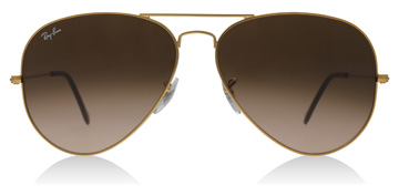 Ray-Ban RB3026 Blank Lys Bronze