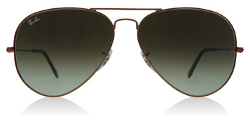 Ray-Ban RB3026 Blank Medium Bronze