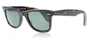 ray-ban-2140-wayfarer-solbriller-tortoise-902-50mm-medium