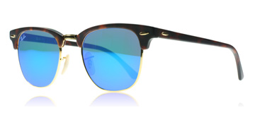 ray-ban-3016-clubmaster-solbriller-tortoise-114517-49mm