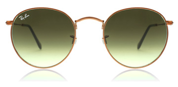 Ray-Ban RB3447 Blank Medium Bronze