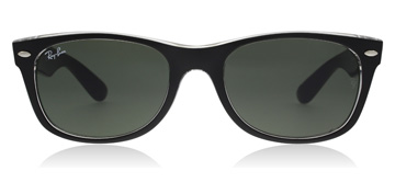Ray-Ban New Wayfarer Sort/Transparent