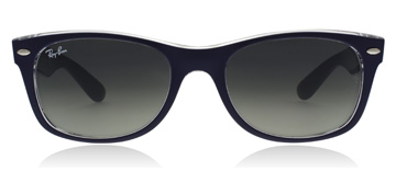 Ray-Ban New Wayfarer Blå/Transparent