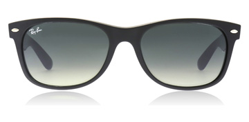 Ray-Ban New Wayfarer Sort/Blå/Lilla