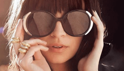 House of Harlow designersolbriller hos Sunglasses Shop