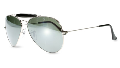 Ray-Ban Outdoorsman II solbriller hos Sunglasses Shop