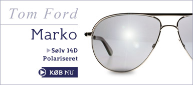 Tom Ford Marko Polariserede linser hos Sunglasses Shop